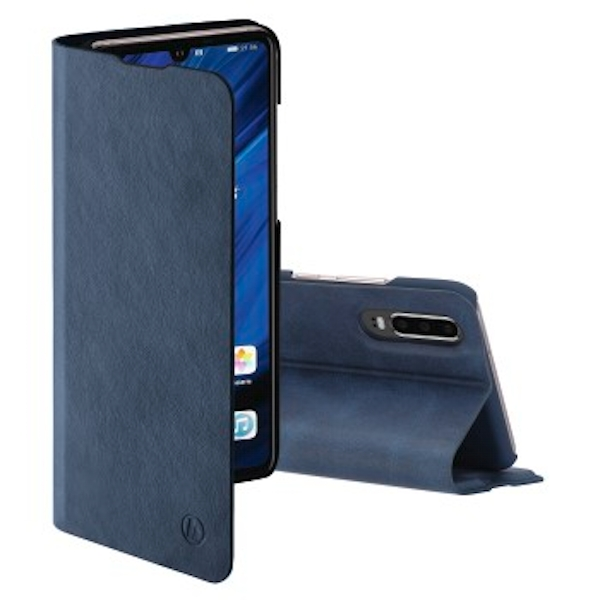 Guard Pro Wallet Case for Huawei P30 Blue