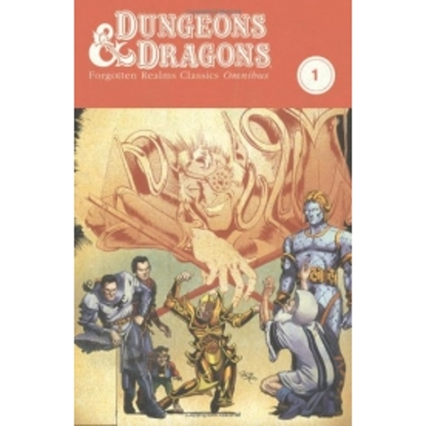 Dungeons & Dragons: Forgotten Realms Classics Omnibus Volume 1 -  365games co uk