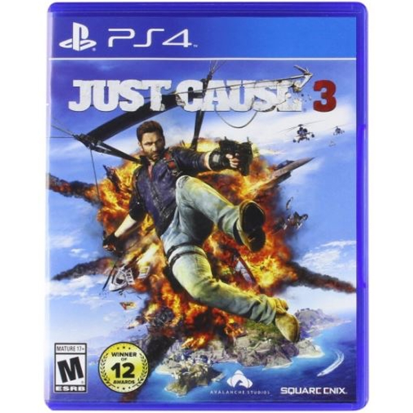 Just Cause 3 Game PS4