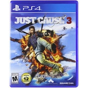 Just Cause 3 Game PS4 (#)