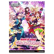 Weiss Schwarz TCG BanG Dream! Girls Band Party! MULTI LIVE Booster Box (20 Packs)