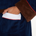 Captain America Marvel Civil War Outfit Bathrobe - Image 6