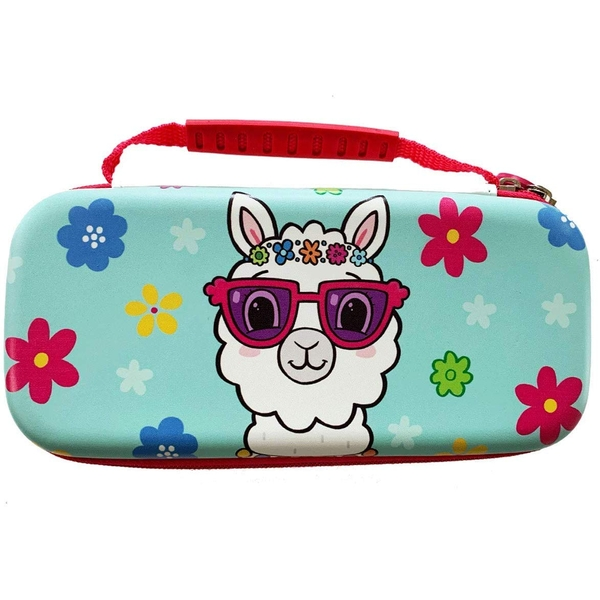 Llama Protective Carry and Storage Case for Nintendo Switch
