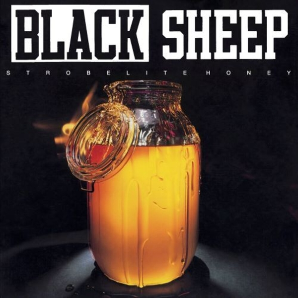 Black Sheep - Strobelite Honey Vinyl