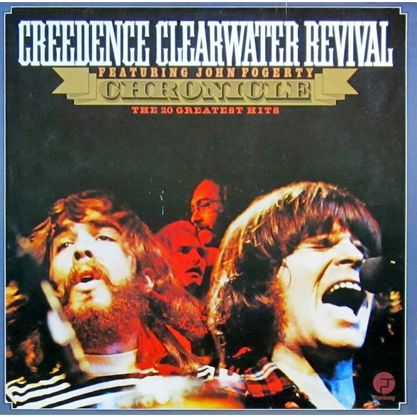 Creedence Clearwater Revival Featuring John Fogerty – Chronicle - The 20 Greatest Hits Vinyl