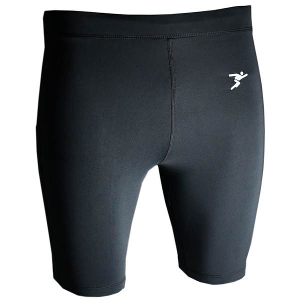 Precision Essential Baselayer Shorts Adult Black Small 32-34""
