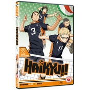 Haikyu!! Season 1: Collection 2 (Episodes 14-25) DVD