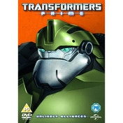 Transformers - Prime: Season One - Unlikely Alliances DVD