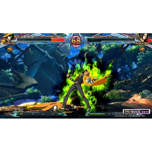 BlazBlue Chrono Phantasma Extend PS3 Game - Image 5