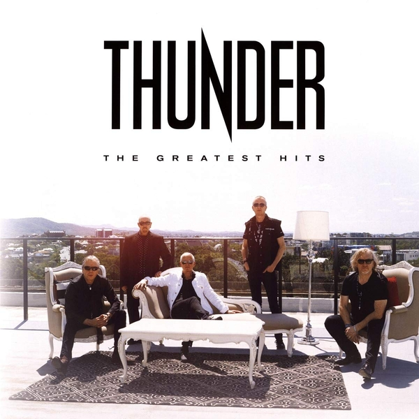 Thunder - The Greatest Hits Vinyl