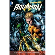 Aquaman Volume 1 The Trench Paperback The New 52