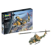 Bell AH-1G Cobra 1:100 Revell Model Kit