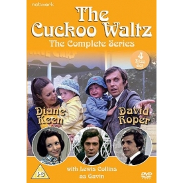 The Cuckoo Waltz - Complete Series DVD