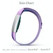 Proworks Activity Tracker Milanese Metal Strap - Plum - Image 6
