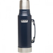Stanley Classic Vacuum Insulated Bottle 1L - Navy Blue