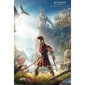 Assassins Creed Odyssey - Keyart Maxi Poster