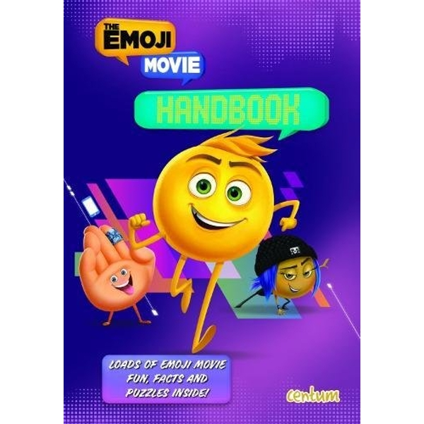 The Emoji Movie: Official Handbook by Centum Books (Paperback, 2017)