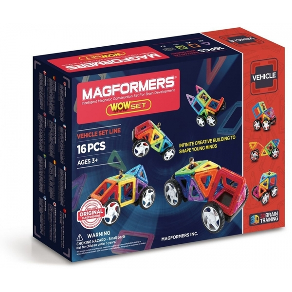 Magformers WOW Set - Image 1