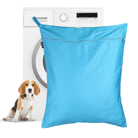 Pet Laundry Wash Bag | M&W Blue