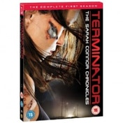 Terminator The Sarah Connor Chronicles Season 1 DVD