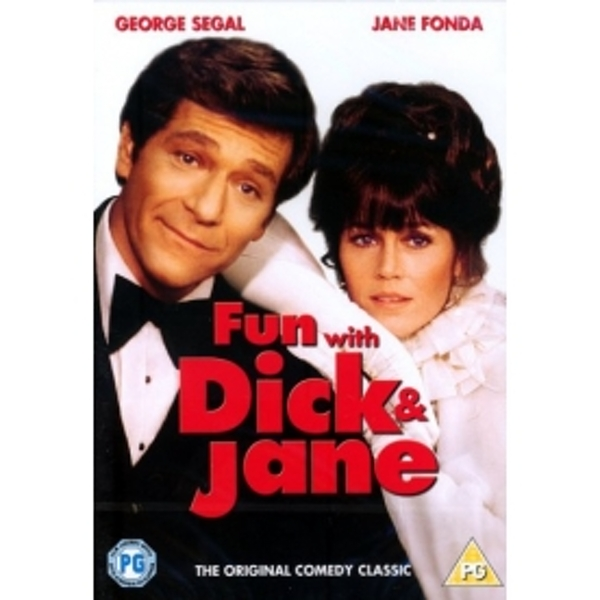 Fun with Dick and Jane Original DVD