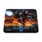 SteelSeries QcK Gaming Surface Star Craft II Marauder Limited Edition PC