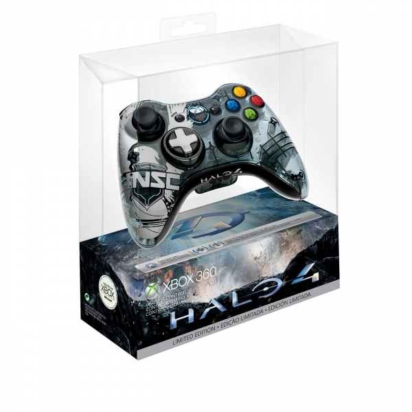 Official Halo 4 Limited Edition Wireless Controller Xbox 360 - Image 2