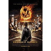 Neca The Hunger Games - Stadium Maxi Poster