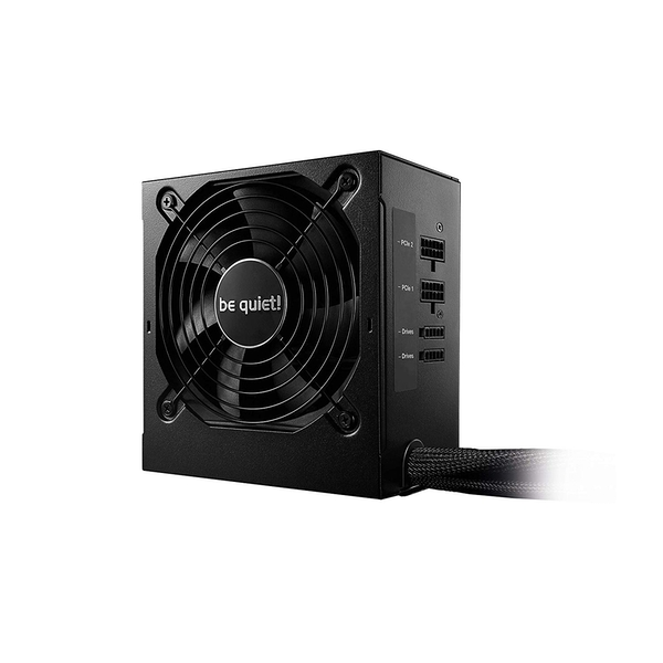 Be Quiet! 500W System Power 9 CM PSU UK Plug