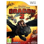 How To Train Your Dragon 2 Wii Game