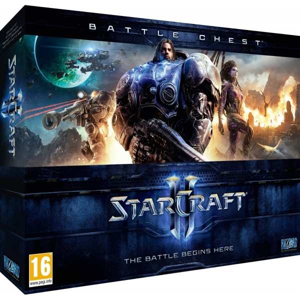 Starcraft 2 II Battle Chest PC Game - Image 3