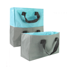 Set of 4 Expandable Trolley Bags | M&W