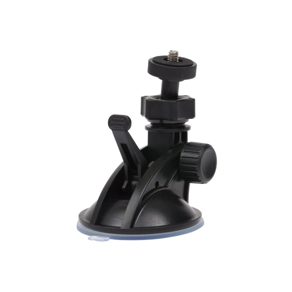 Fujifilm XP Universal Action Cam Suction Cup Mount for Windows or Flat Surfaces
