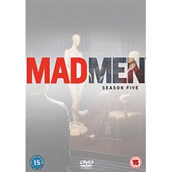 Mad Men Series 5 DVD