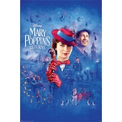 Mary Poppins Returns - Spit Spot Maxi Poster