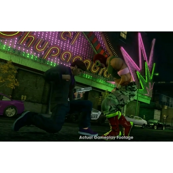 Saints Row The Third 3 (Essentials) PS3 Game - Image 3