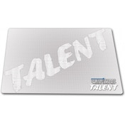 PURETRAK Talent White Special Edition Cloth Gaming Mousepad MP-TALENT-WHITE