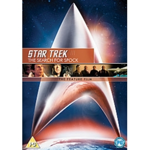Star Trek 3 The Search For Spock DVD