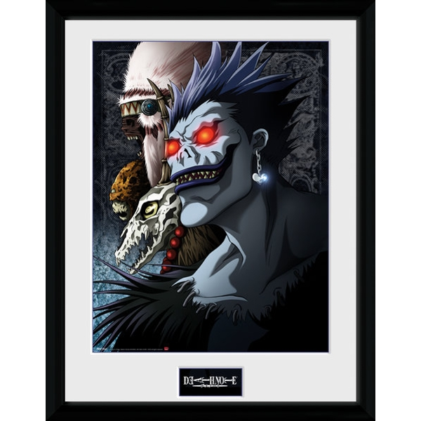 Death Note Shinigami Collector Print (30 x 40cm) - Image 1