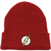 The Flash - Logo Beanie - Red (One size)