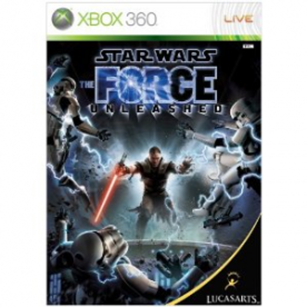 Star Wars The Force Unleashed Game Xbox 360