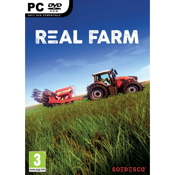Real Farm PC Game
