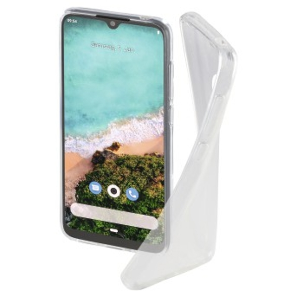 "Hama ""Crystal Clear Cover for Xiaomi Mi A3, transparent"