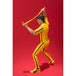 Bruce Lee Yellow Suit (Movie Classics) Bandai Tamashii Nations Figuarts Figure - Image 3