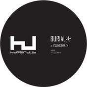 Burial - Young Death/Nightmarket 12