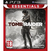 Tomb Raider Game PS3 (Essentials)