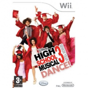 High School Musical 3 Senior Year Dance! Game Wii