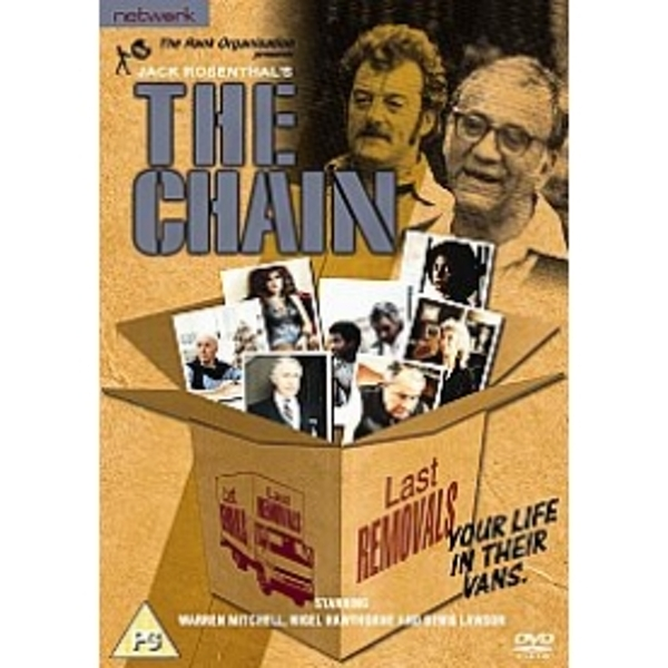 The Chain DVD