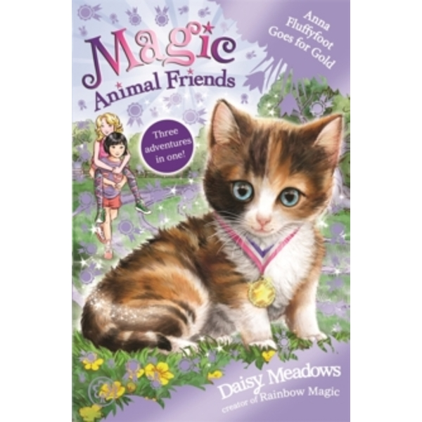 Magic Animal Friends: Anna Fluffyfoot Goes for Gold : Special 6
