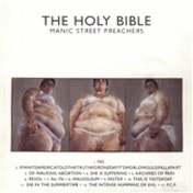 Manic Street Preachers The Holy Bible CD
